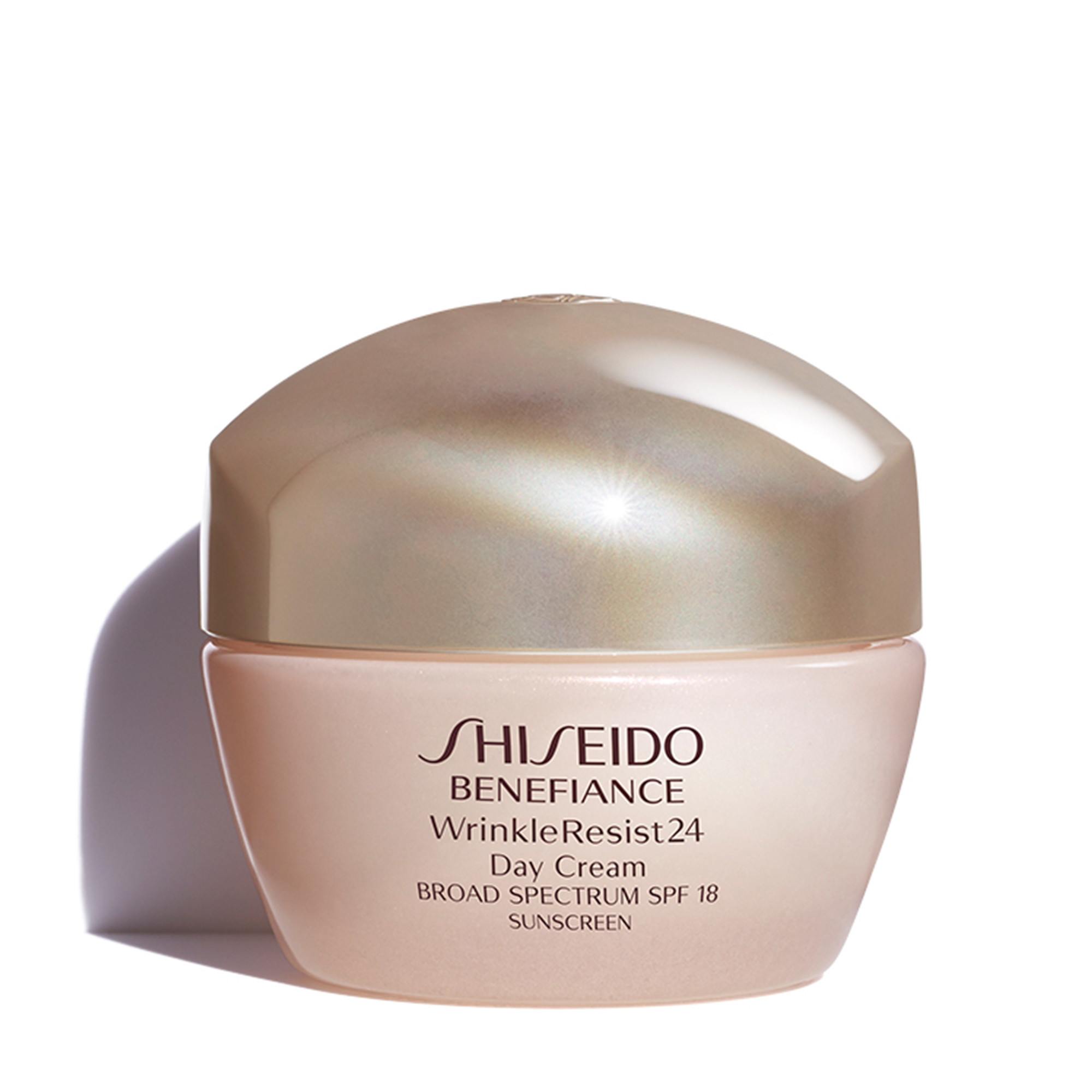 Benefiance WrinkleResist24 Day Cream | SHISEIDO