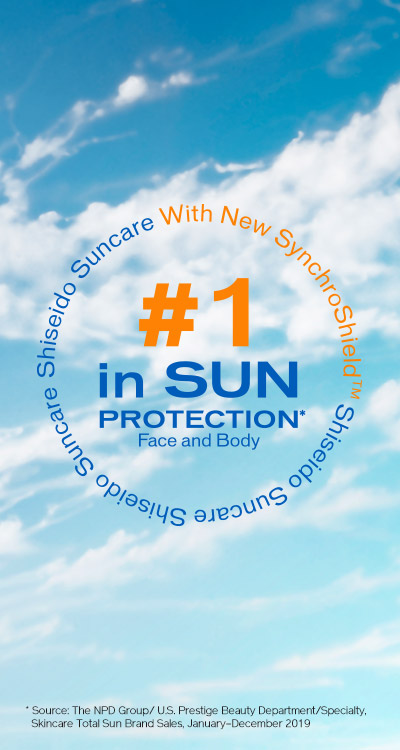 #1 in Sun protection for face and body.