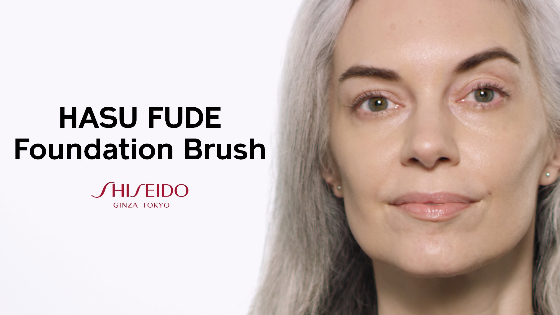 HASU FUDE Foundation Brush