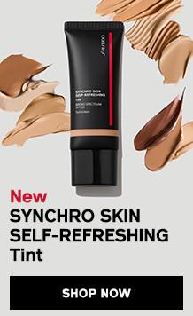 New Synchro Skin Self-refreshing Tint