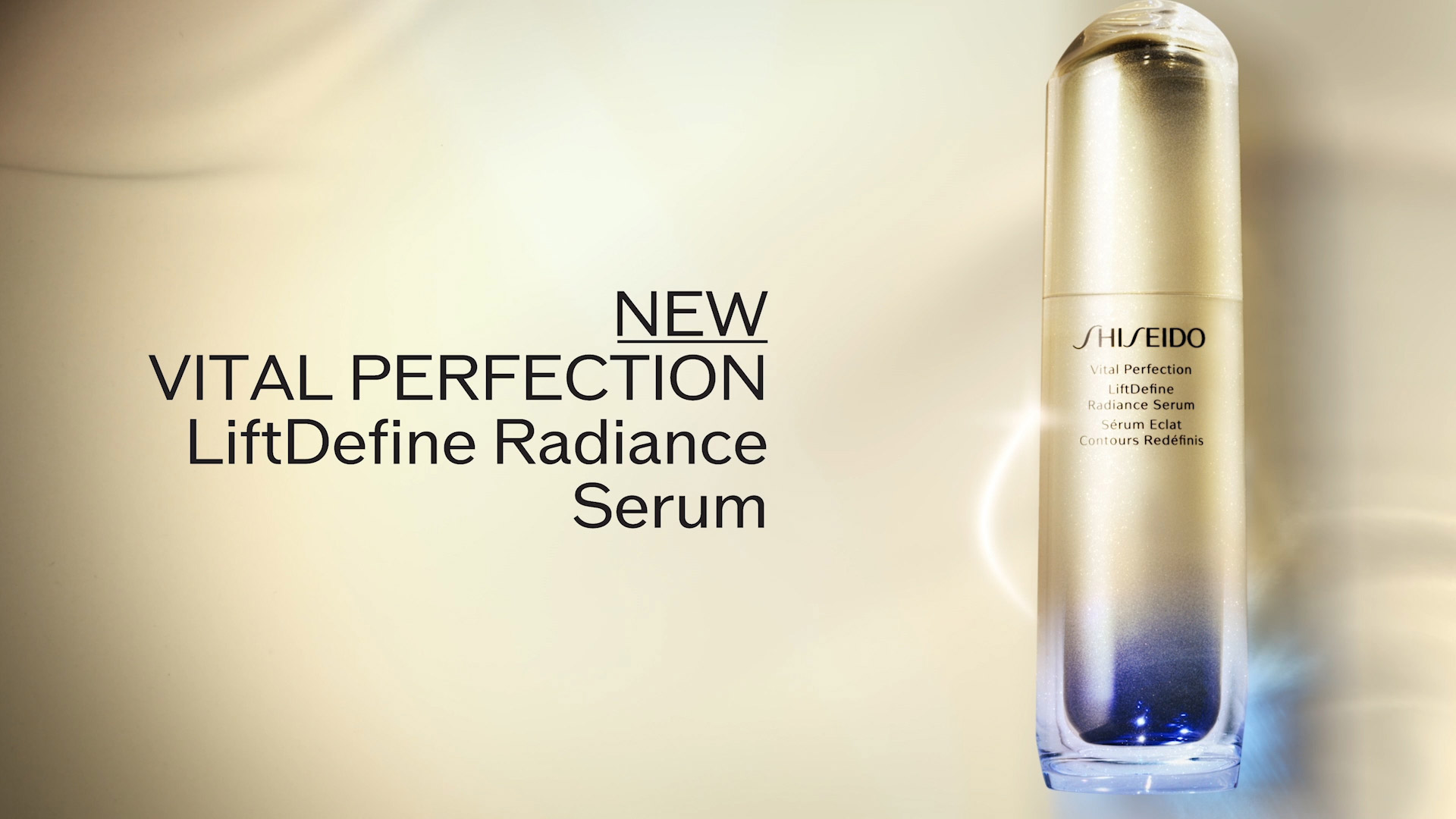 NEW Vital Perfection LifeDefine Radiance Serum