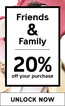 20% off your purchase! Limited time only. SHOP NOW