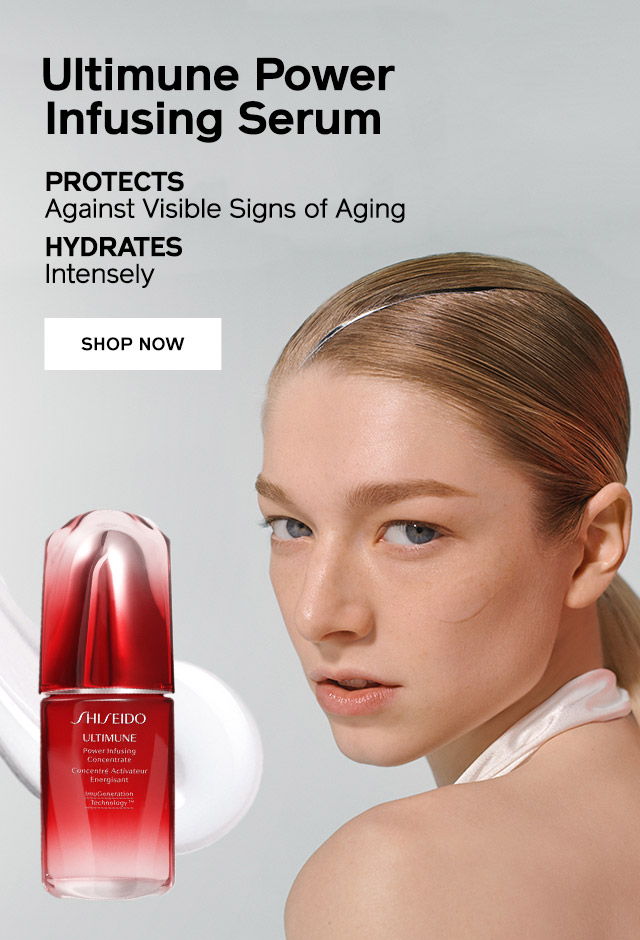 Ultimune Power Infusing Serum. Show Now.