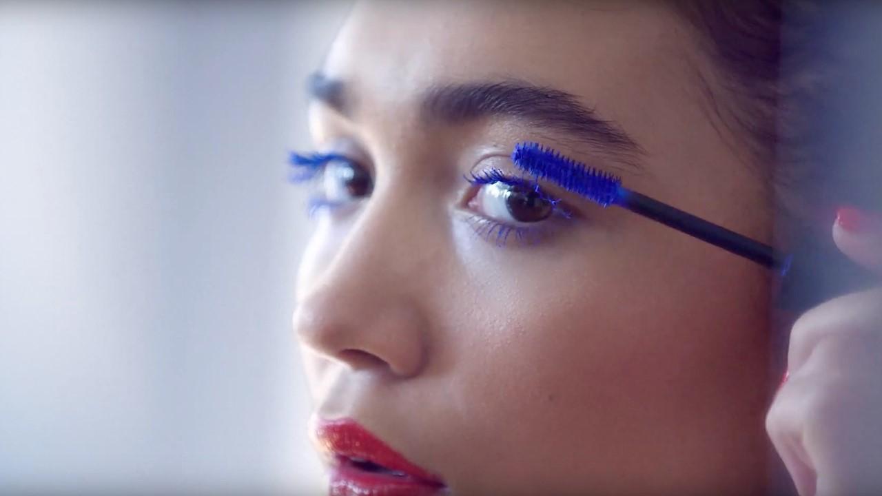 Sapphire Spark with Rowan Blanchard and Patrick Ta | ControlledChaos MascaraInk | Shiseido