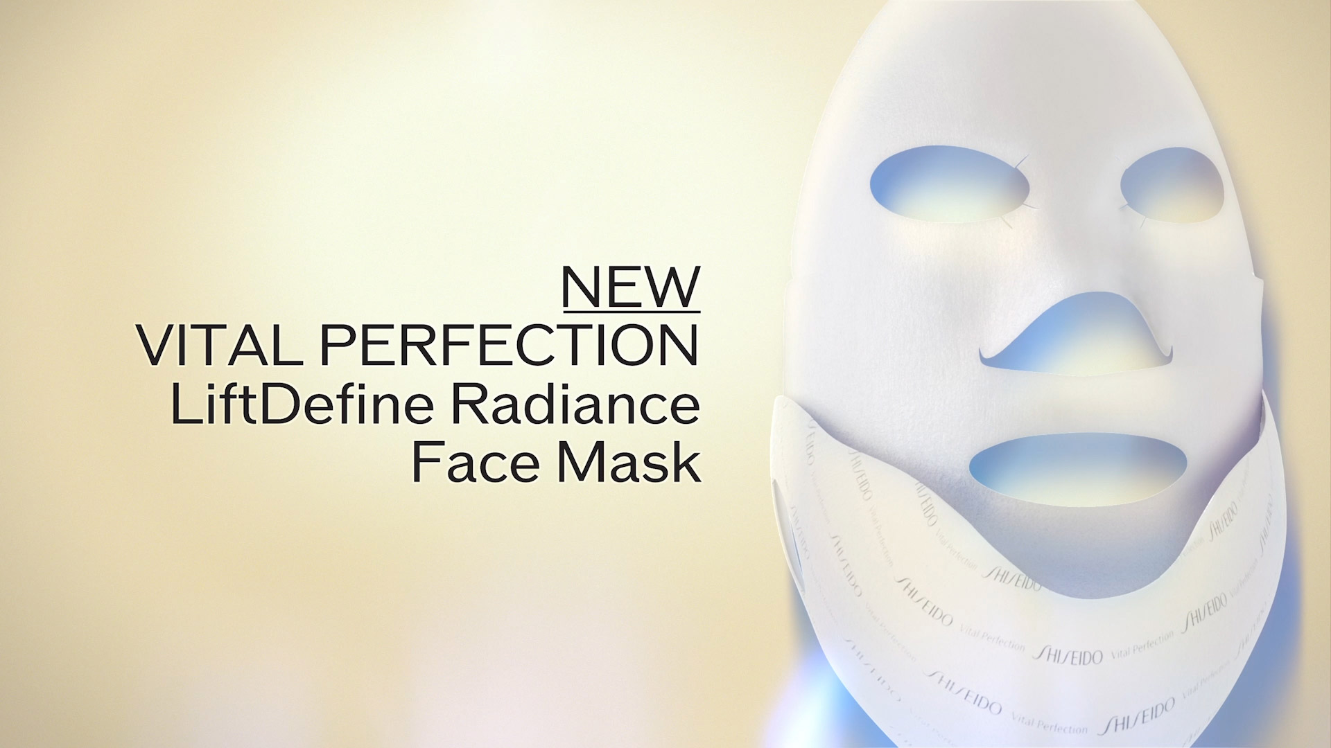 NEW Vital Perfection LifeDefine Radiance Face Mask