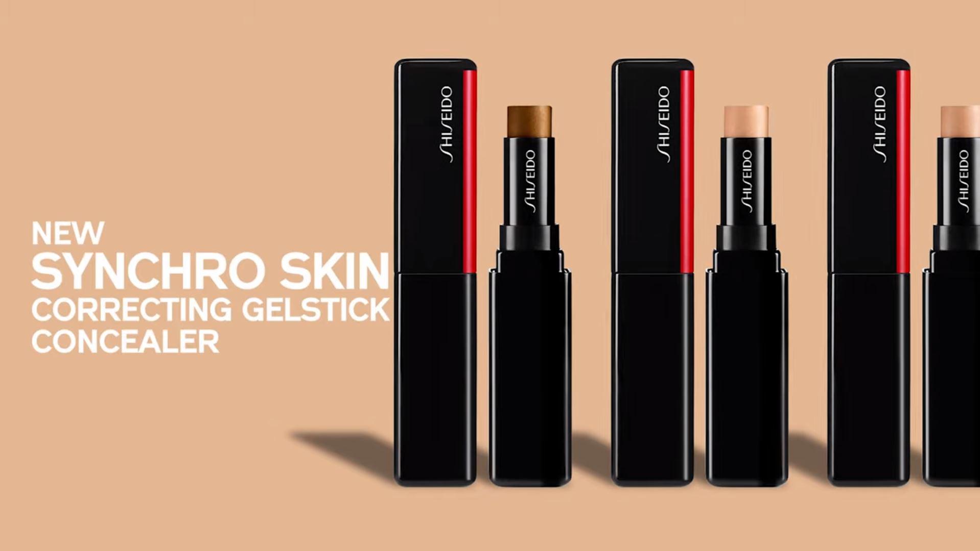 Synchro Skin Self-Refreshing GelStick Concealer