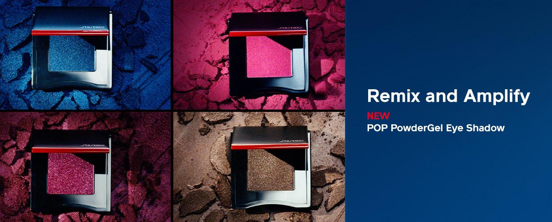 New POP PowderGel Eye Shadow with Products. Watch video now.