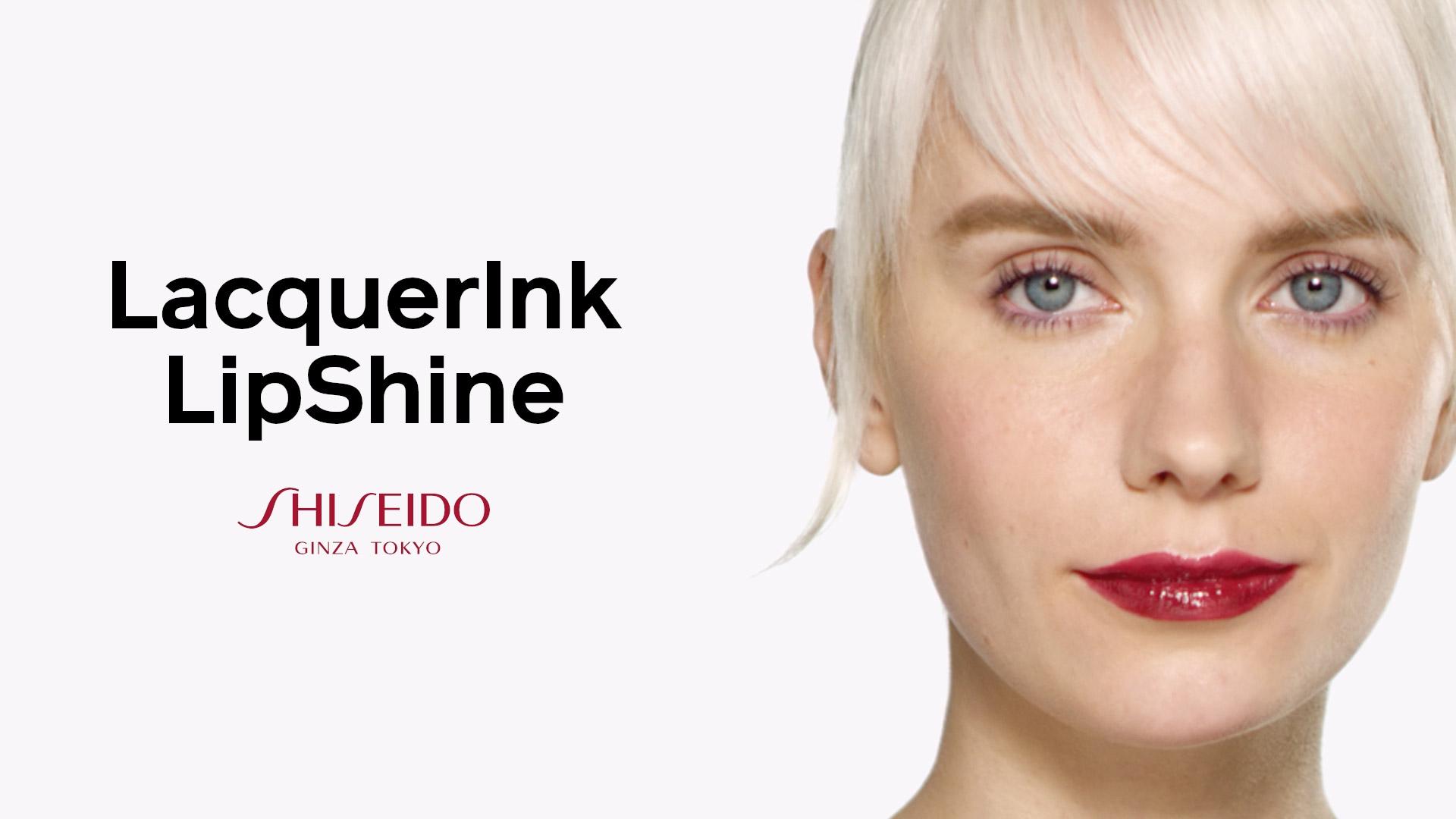 LacquerInk Lip Shine