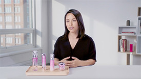 Cómo iluminar la piel con la colección White Lucent