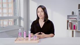 如何使用White Lucent系列提亮肤色