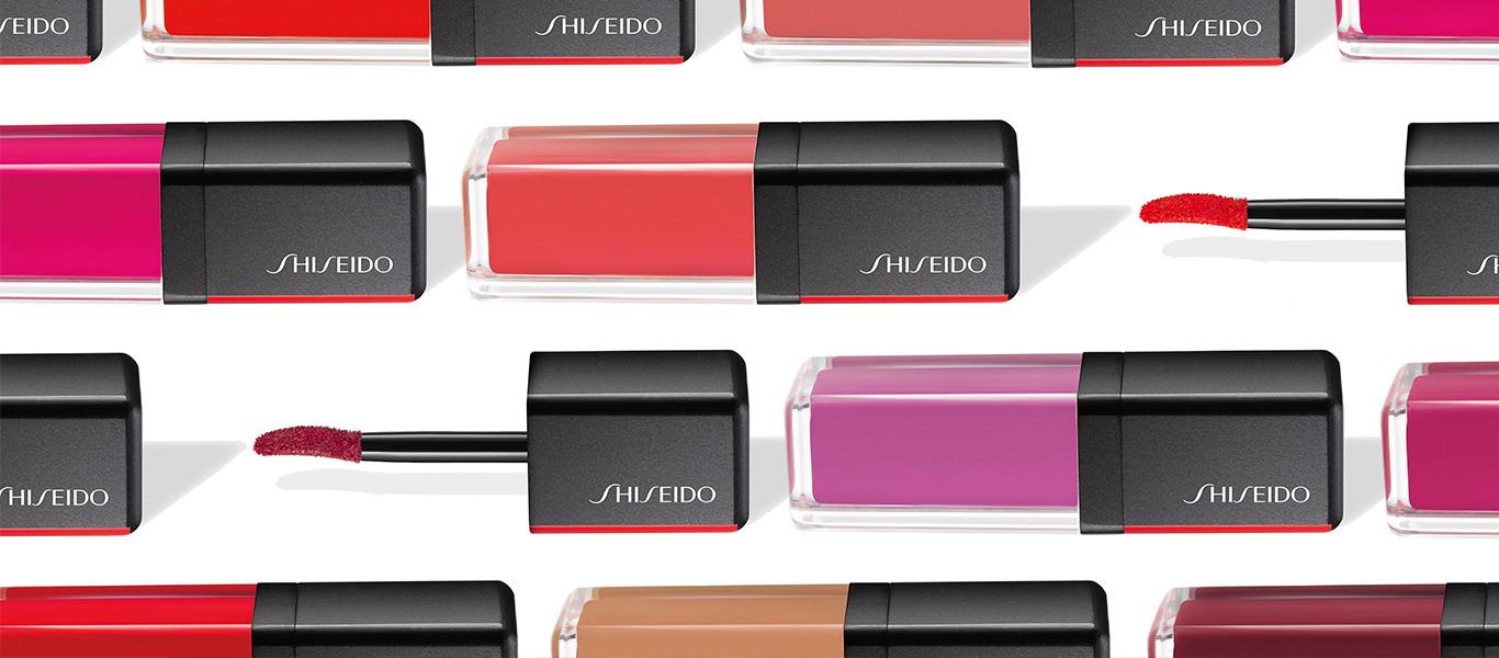 Lip Gloss & Shine | SHISEIDO
