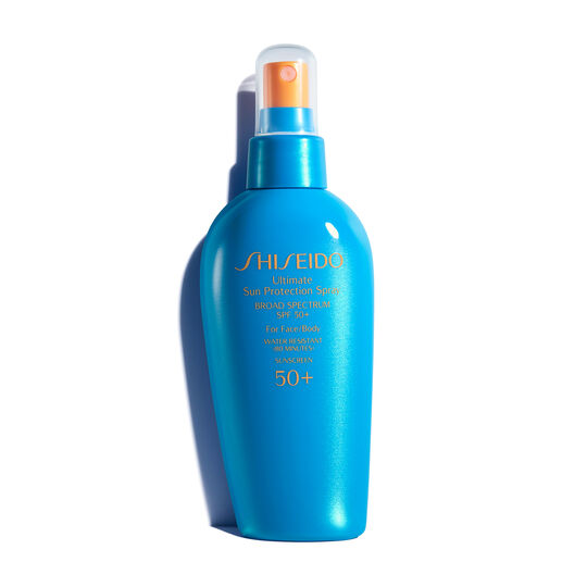 Ultimate Sun Protection Spray SPF 50+ Sunscreen,