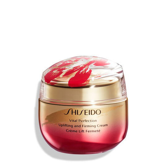 Uplifting and Firming Cream - Floral Limited Edition,
