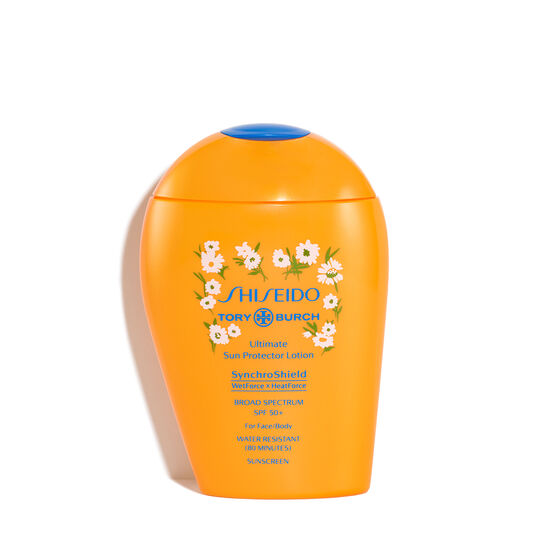 A magnified image of Ultimate Sun Protector Lotion SPF 50+ Sunscreen - Limited Edition