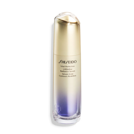 A magnified image of LiftDefine Radiance Serum