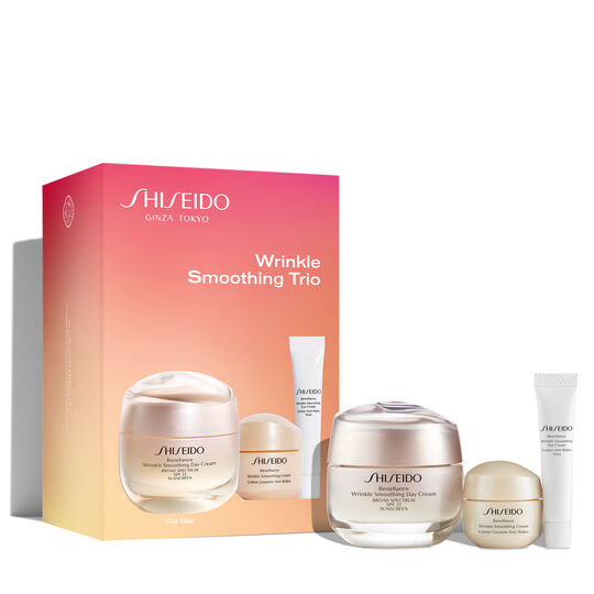 Wrinkle Smoothing Trio Set (A $114 Value),