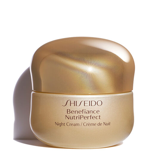 A magnified image of NutriPerfect Night Cream