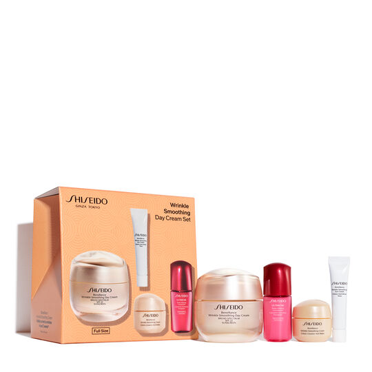 Wrinkle Smoothing Day Cream Set (A $139 Value),