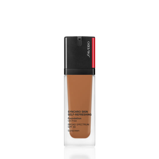 Synchro Skin Self-Refreshing Foundation, 460