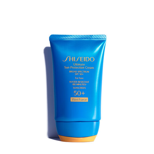 Ultimate Sun Protection Cream WetForce SPF 50+ Sunscreen,