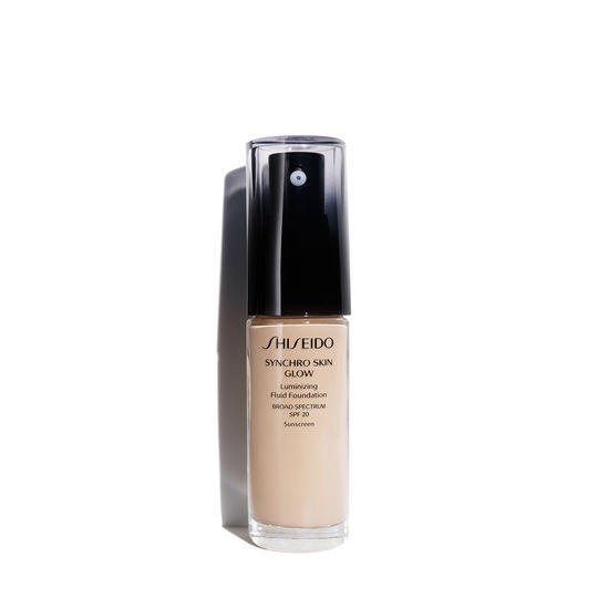 Synchro Skin Glow Luminizing Fluid Foundation,N1