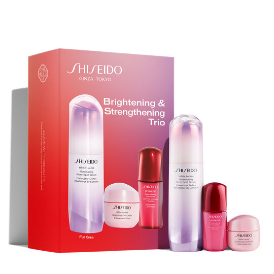 Brightening & Strengthening Trio Set (A $230 Value),