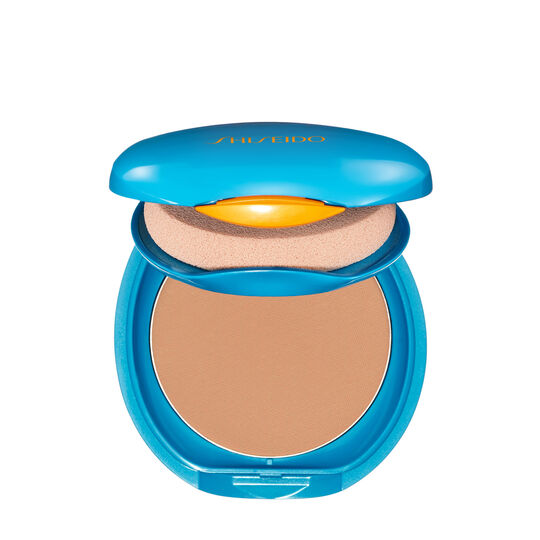 A magnified image of UV Protective Compact Foundation (Refill) SPF 36