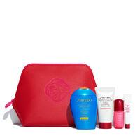 Shiseido Sun Set (A $99 Value),