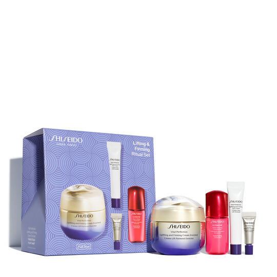 A magnified image of Lifting & Firming Skincare Ritual Set (A $203 Value)